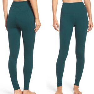 NWT, Zella Live In High Waist Jade Leggings, M